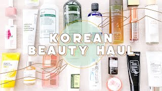 Korean Skincare & Makeup Haul ✨ |  k-beauty products yesstyle haul 2020 | Miss Louie
