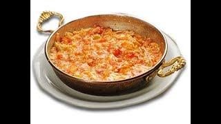Менемен - турецкая кухня