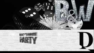 Black and White Party Hard Rock Hotel August 24, 2013