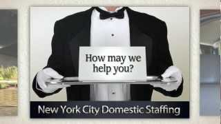 New York City Domestic Staffing Agency - Domestic Staff in New York, NY