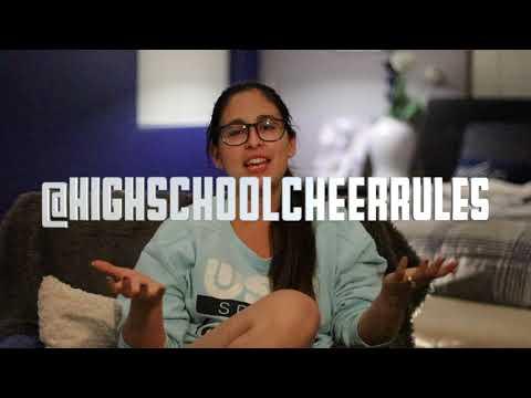 Blue Valley Northwest High School Cheer Reaction