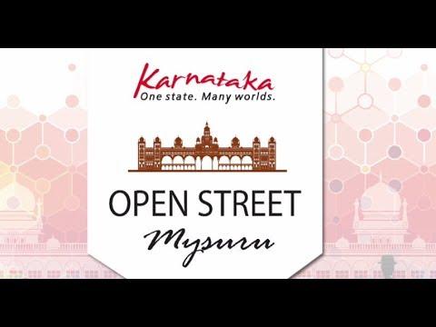 Open Street Festival   Mysuru Dasara 2017