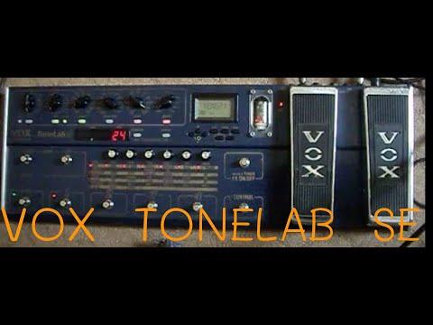 Vox tonelab le expression pedal problem youtube.