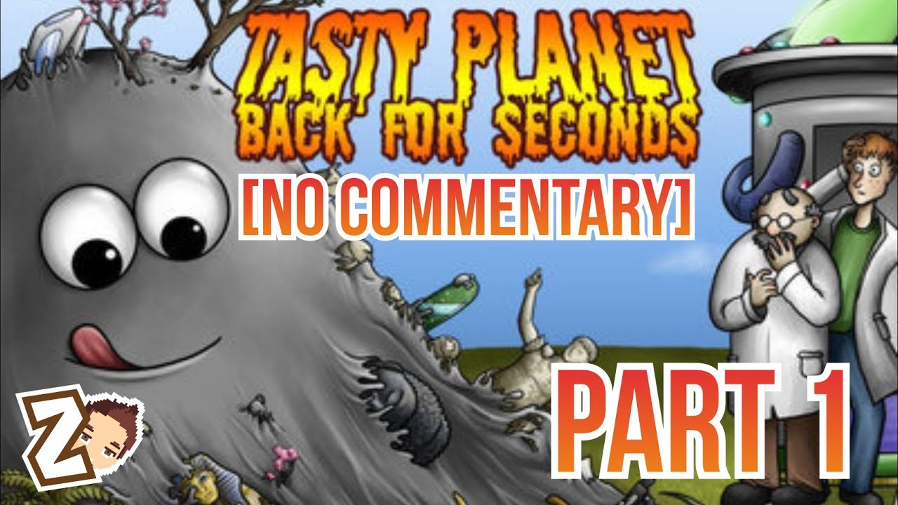 tasty planet walkthrough