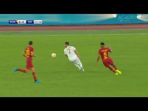 Eden Hazard vs Roma 2019 | HD 1080i