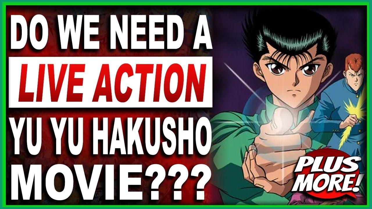 yu yu hakusho movie on netflix is