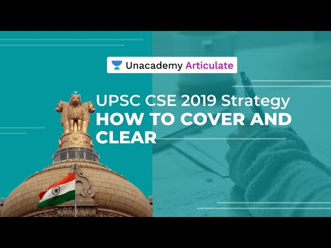 Upsc syllabus and books for 2019 or 2020