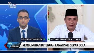 Download Video Viral Reaksi Ketum PSSI Edy Rahmayadi Menutup Wawancara Sepihak, soal Insiden Tewasnya The Jak Mania MP3 3GP MP4