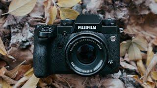 обзор Fujifilm X-H1  лучшая гибридная камера? Почти!