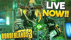 Borderlands 3 - FL4K - Boss Grinding & XP Farming! - TVHM/MH3