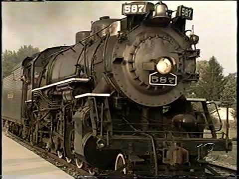 587 The Great Train Robbery WTHR News 2000