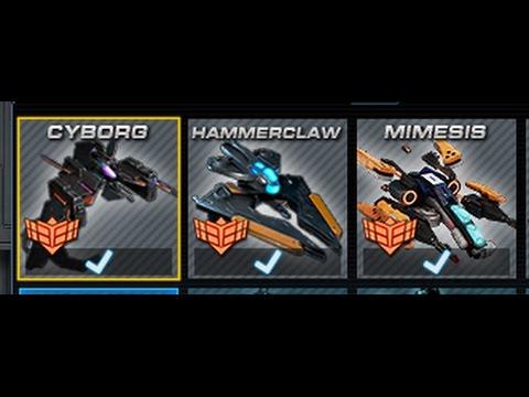 Darkorbit - 3 New Ship