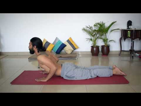 RIGHT way to practice COBRA POSE/BHUJANG ASANA/ strengthen your spine