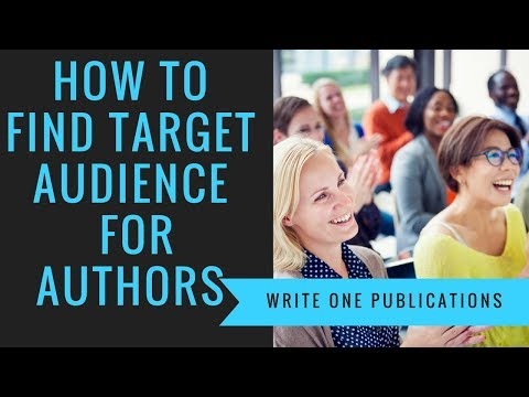 How To Find Target Audience For Authors