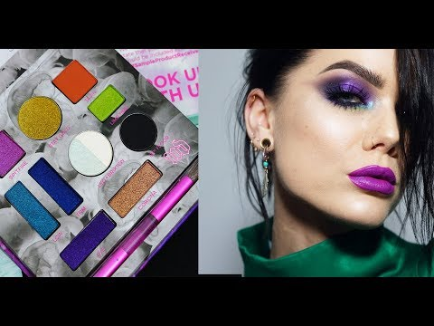 Urban Decay X Kristen Leanne Collection | Done Quick  | Linda Hallberg Tutorials