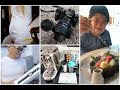 Vlog No. 185 - Baby Bump, Camera Kit, Father's Day, Nespresso Addict & Brunch Date! | OOTD