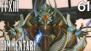 Final Fantasy XIII PC Walkthrough Part 61 - Azi Dahaka & Oerba Arrival
