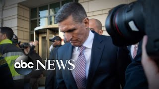 New details emerge in Michael Flynn's cooperation