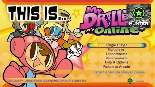 This is... Mr.Driller Online