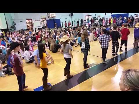 4th grade Boot Scootin Boogie
