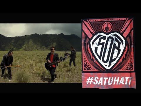 Scared Of Bums - Satu HATI (One HEART.) [Official Music Video - HD]