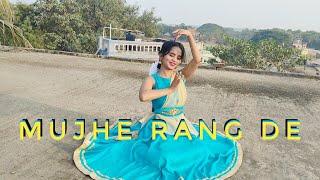Mujhe Rang De | Thakshak | Bollywood Dance | Dance with KFK |