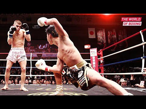 TOP 15 Spectacular Knockouts in Kickboxing