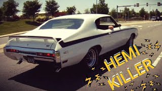"455 stage 1 GS Buick - ""classic 1970 American Muscle"" HEMI killer"