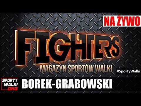 Magazyn Sportów Walki FIGHTERS #11 - Borek, Grabowski