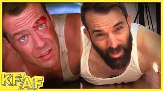TikTok Pose Challenge with Famous Movies - KFAF