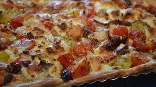 """italian Macaroni Mozzarella"" ""paprika"" ""leeks"" ""minced Chicken"" ""oven Dish Recipe"""