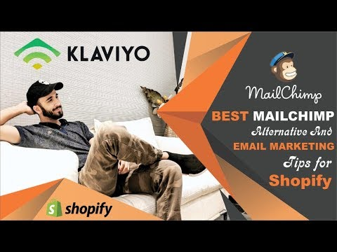 Best MailChimp Alternative And Email Marketing Tips for Shopify | Email Marketing Tips 2019 thumbnail