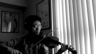 許哲珮 (Peggy Hsu) - 汽球 Balloon Violin Cover