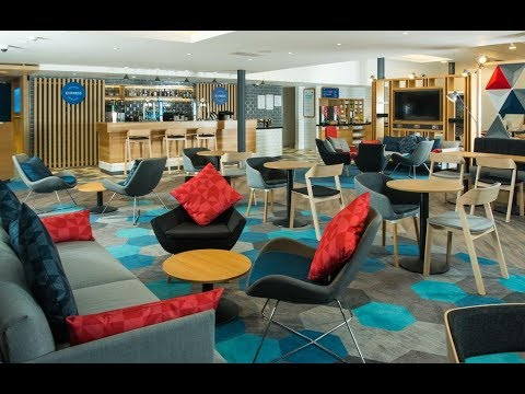 NEC Birmingham HOLIDAY INN EXPRESS HD Video Walk-Through