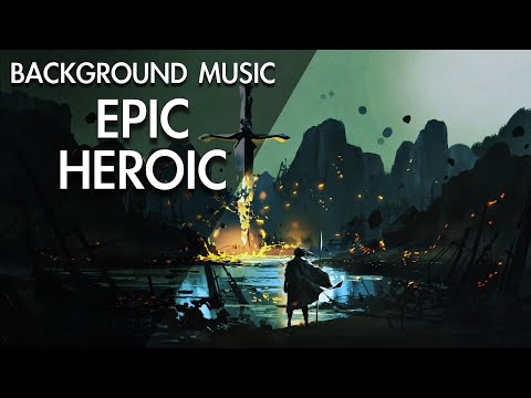 """Epic Cinematic Music - Background Music For Videos: Epic Inspiring, Purchase license to get full rights to use on your videos or for commercial use: http://bit.ly/1zD4e3p  """"Epic inspiring"""" is an intense, triumphant, glorious, inspirational and beautiful cinematic track, with big drums, melodic strings, percussions instruments, and brass. This track it´s perfect for soundtrack, video games, background music in dramatic films, youtube videos, documentary, corporate videos, inspiring and motivational video, tv, slideshows, web, sports videos and more.  This track is registered to the content-ID system Adrev, and once you upload your video to youtube your video will get a"""