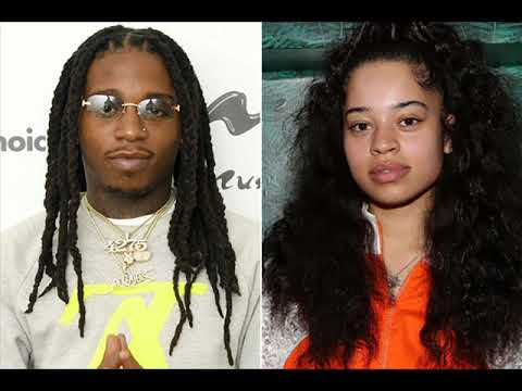 Ella Mai break her silience on Jacquees situation