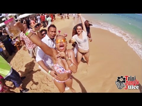 Frenchmen Rise Up Beach Breakfast Party 2015