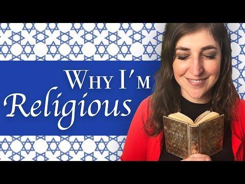 Why I'm Religious  Mayim Bialik