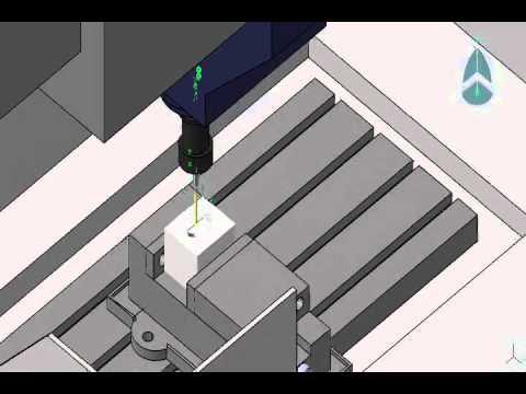 Thiết kế máy phay CNC 3 trục