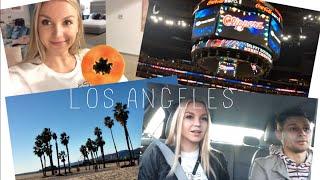 Лос-Анджелес ВЛОГ