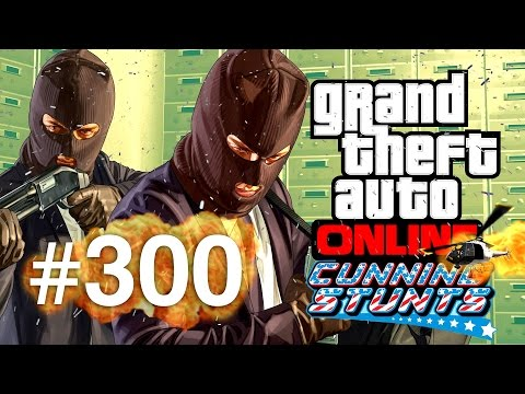 Grand Theft Auto V | Online Multiplayer | Episodul 300 (1h Special)