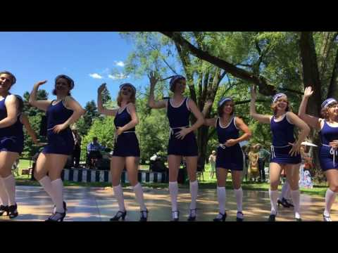 The Old City Sweethearts Dance to Minnie the Mermaid