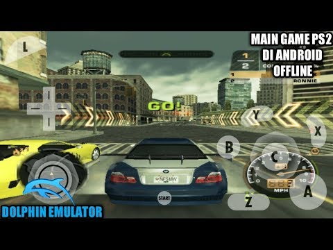 Cara Download Game PS2 Need For Speed Most Wanted Di Android + Settingan Nya