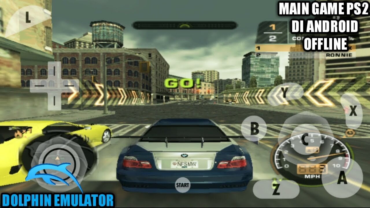 game need for speed most wanted untuk android