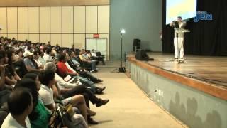 Palestra Tallis Gomes - Empreendedorismo digital