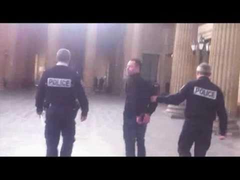 zitzit truand 2 la galere passe au tribunal pour le vol d une audi rs4 (morsay video)