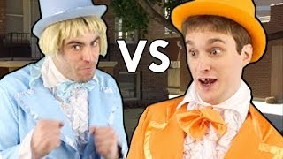 Dumb and Dumber - Epic Rap Battle - Harry vs Lloyd