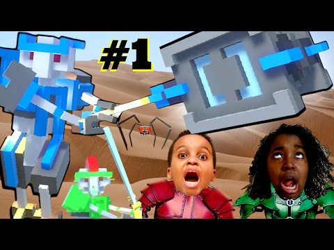 CLONE DRONE In The DANGER ZONE! 🤖  EPIC Robot Fighting Gameplay!