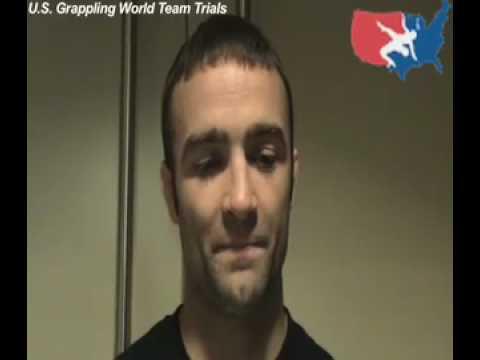 Grappling World Champion Jacob Volkmann