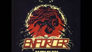 Enforcer - Run For Your Life